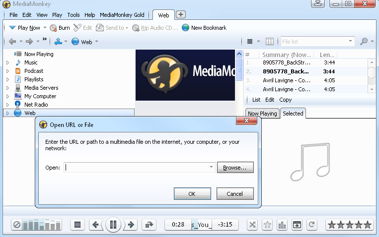 how to find and delete duplicates in mediamonkey